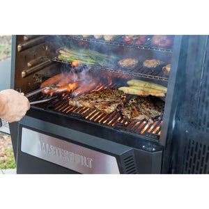 Masterbuilt Gravity Fed 560 Digital Charcoal Grill and Smoker - Gardenbox