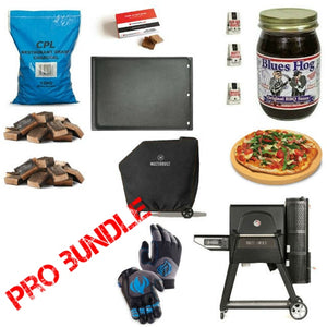 Masterbuilt Gravity Fed 560 Series Pro Bundle - Gardenbox