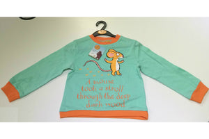 Gruffalo Children's Long Sleeve T-Shirt - Choice of Design - Gardenbox