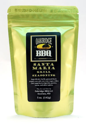 Oakridge BBQ 'Santa Maria' Barbecue Rub
