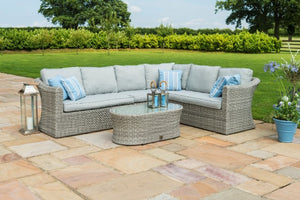 Oxford Large Corner Group by Maze Rattan