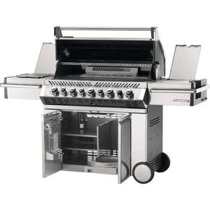 Napoleon Prestige Pro 665 2020 Model 8 Burner Natural Gas Barbecue - Gardenbox