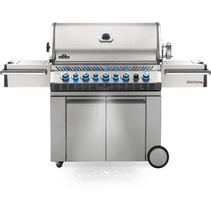 Napoleon Prestige Pro 665 2020 Model 8 Burner Natural Gas Barbecue