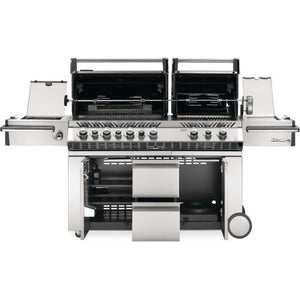Napoleon Prestige Pro 825 2020 Model 10 Burner Ultimate Gas Barbecue - Gardenbox