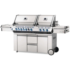 Napoleon Prestige Pro 825 2020 Model 10 Burner Ultimate Gas Barbecue