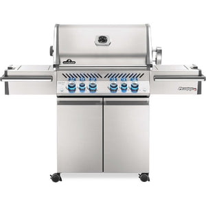 Napoleon Prestige Pro 500 2020 Model 6 Burner Gas Barbecue - Gardenbox