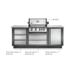 Napoleon Prestige Pro 500 Outdoor Kitchen Gas Barbecue