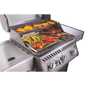 Napoleon Rogue 625 SE 5 Burner Stainless Steel Special Edition Gas BBQ - Gardenbox