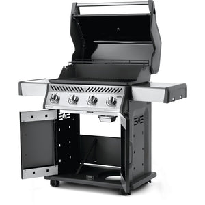 Napoleon Rogue R525SBPK 4 Burner Black Gas BBQ