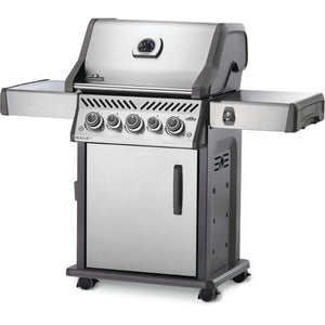 Napoleon Rogue 425 SE 3 Burner Stainless Steel Special Edition Gas BBQ - Gardenbox