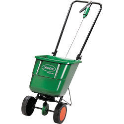 Scotts EasyGreen Rotary Spreader - Ideal Granular Lawn Care Spreader - Gardenbox