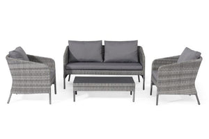 Santorini 2 Seat Sofa Set by Maze Rattan