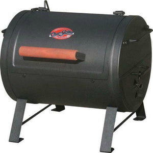 Chargriller Table Top Grill - Side Smoker Fire Box - Gardenbox