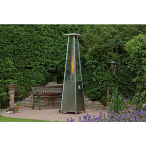 Lifestyle Tahiti Flame Gas Patio Heater - Gardenbox