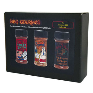 BBQ Rub Gift Pack | The Cowtown BBQ Collection - Gardenbox