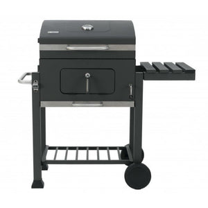 Tepro Toronto Click Charcoal BBQ Grill with lid down