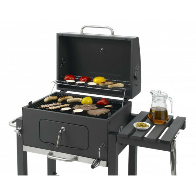 tepro toronto charcoal bbq gardenbox. Black Bedroom Furniture Sets. Home Design Ideas