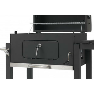 Tepro Toronto Click Charcoal BBQ Easy Access to Charcoal