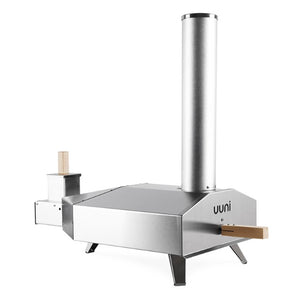 Ooni 3 Wood Fired Pizza Oven Starter Bundle