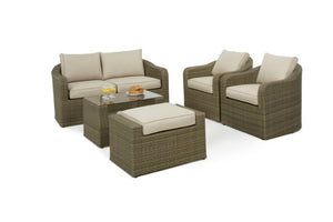 Tuscany Washington Sofa Set by Maze Rattan - Gardenbox