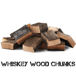 Whiskey Smoking Wood Chunks - Gardenbox