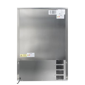 Outdoor Rated Single Fridge for Outdoor Kitchen by Blastcool
