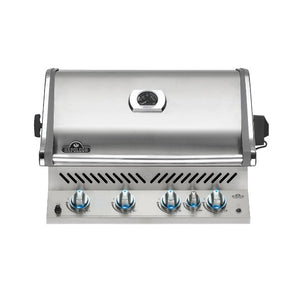 Napoleon Prestige Pro 500 Angled Outdoor Kitchen Gas Barbecue