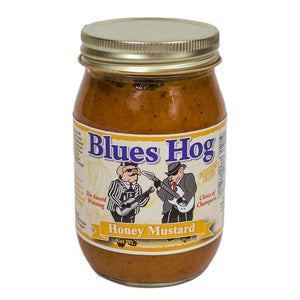 Blues Hog 'Honey Mustard' BBQ Sauce - Gardenbox