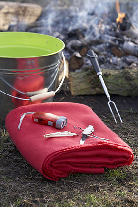 Camping Set Fun Pack - Everything you need for a night under the stars in one bag - Gardenbox