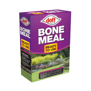 Doff Bone Meal Fertilizer 1.25kg - Ready To Use - Gardenbox