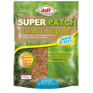Doff Super Patch Lawn Repair - Gardenbox