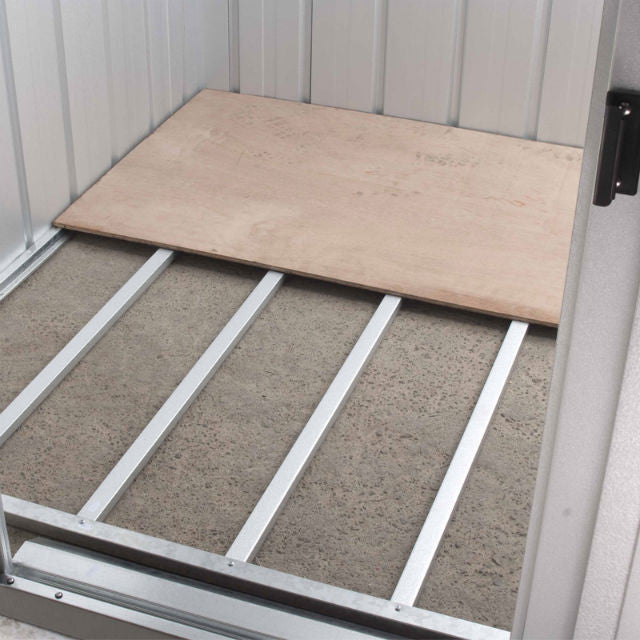 metal framing shed. Yardmaster Metal Shed Floor Frame Choice Of Sizes From Gardenbox.co.uk Framing