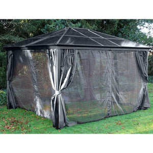 Four Seasons Gazebo 3m by 4.3m