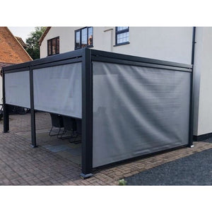Galaxy Outdoor Gazebo Side Screen for 3.5m by 7.2m