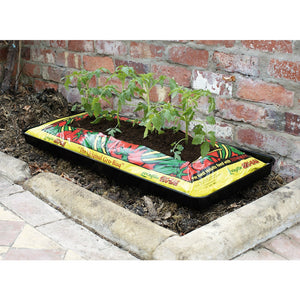 Growbag Tray - Holds a Full Size Grow Bag or 4 Seed Trays - Gardenbox