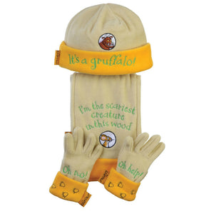 Gruffalo Children's Hat Scarf and Glove Set - Gardenbox