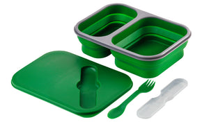 Pack Away Collapsible Lunch Boxes - Choice of Size and Colours - Gardenbox