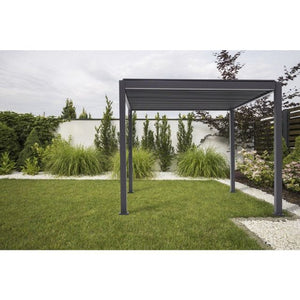 Targa Vented Outdoor Gazebo 3m by 3.6m