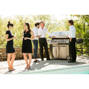 Napoleon Prestige Pro 665 Built In Outdoor Kitchen Gas Barbecue