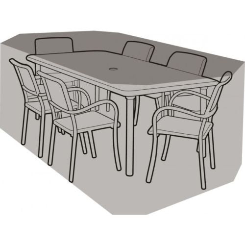 Rectangular Table Standard Waterproof Patio Furniture