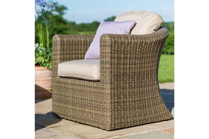 Winchester Large Corner Group with Armchair by Maze Rattan - Gardenbox