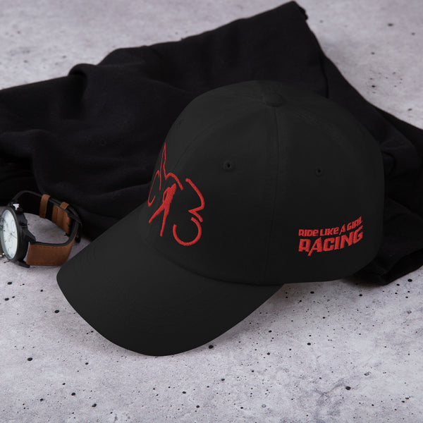 RLAG Hat Black/Red