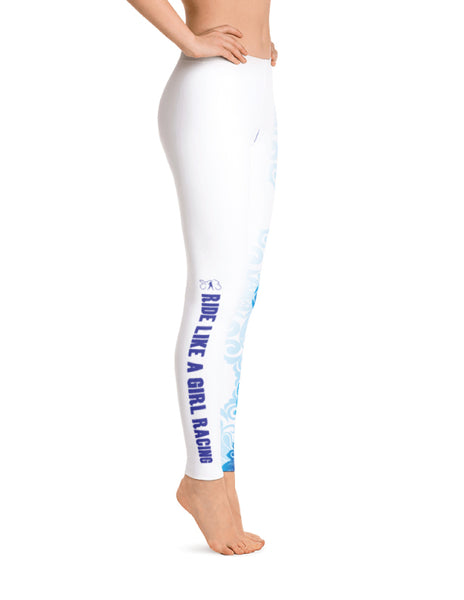 White Wonder Leggings