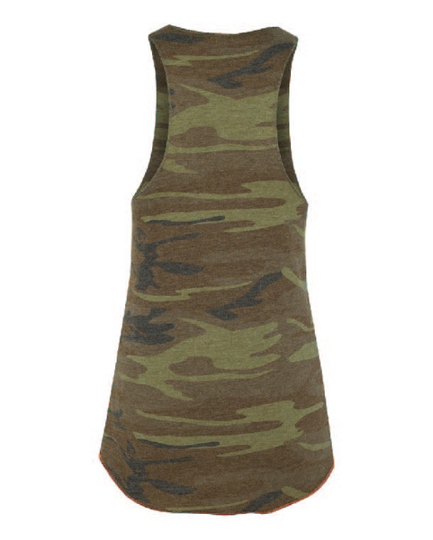 LIMITED EDITION CAMO TANK TOP