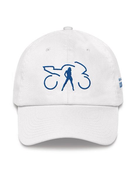 RLAG Hat White/Royal