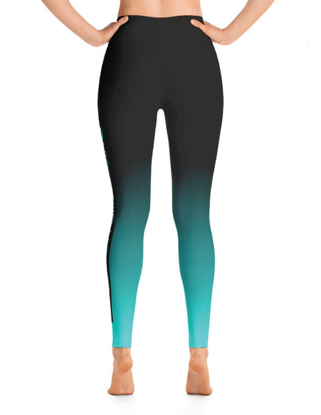 Yoga RLAG Leggings (aqua)