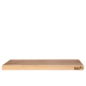 14 x 25 inch cutting board, Souto Boards sold at JoAn's Mustard