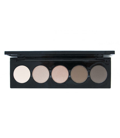 Neutral 5 colour palette eye shadows $13 reg $15