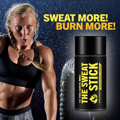 Sweat Stick & Sweat Cream for Women & Men - Slim Cream for Sweats for Women & Men - Slimming Cream - Sweat Gel for Stomach & Belly Fat - for Flat Tummy - TNT Pro Series