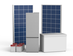 Solar DC Solar Appliances